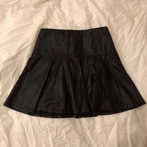 Club Monaco Black Skirt